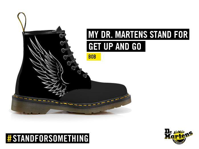 Dr Martens - Wings