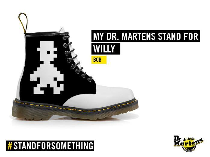 Dr Marten - Jet Set Willy